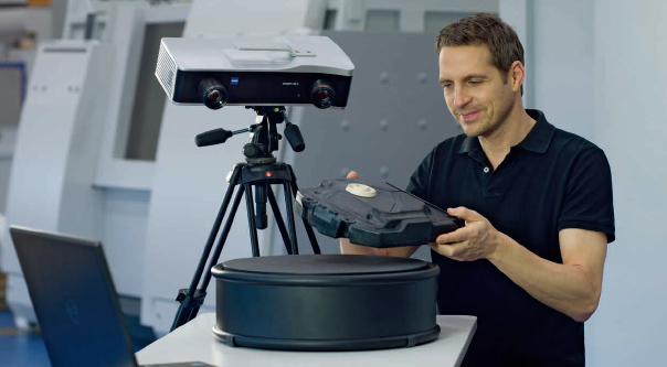 The ZEISS COMET L3D 2