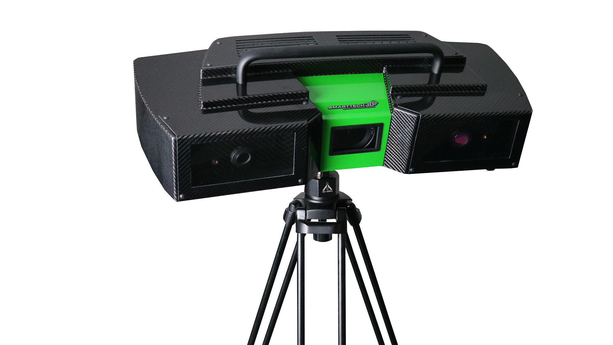 MICRON3D green stereo